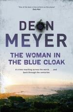 Vente Livre Numérique : The Woman in the Blue Cloak  - Deon Meyer
