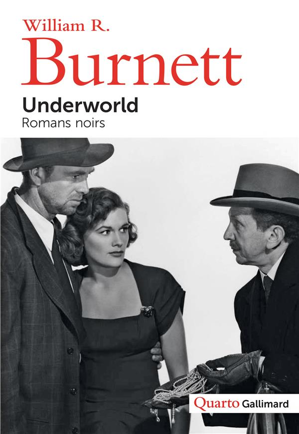 Underworld ; romans noirs