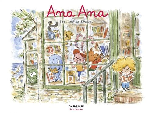 Ana Ana T.15 ; les doudous libraires