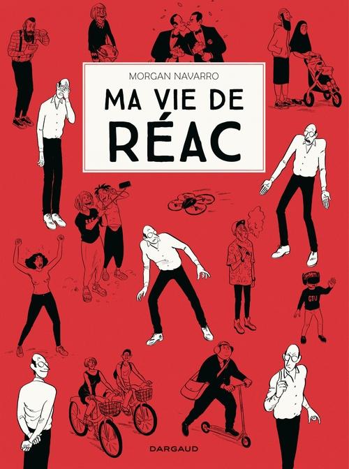 Vente EBooks : Ma vie de réac  - Morgan Navarro