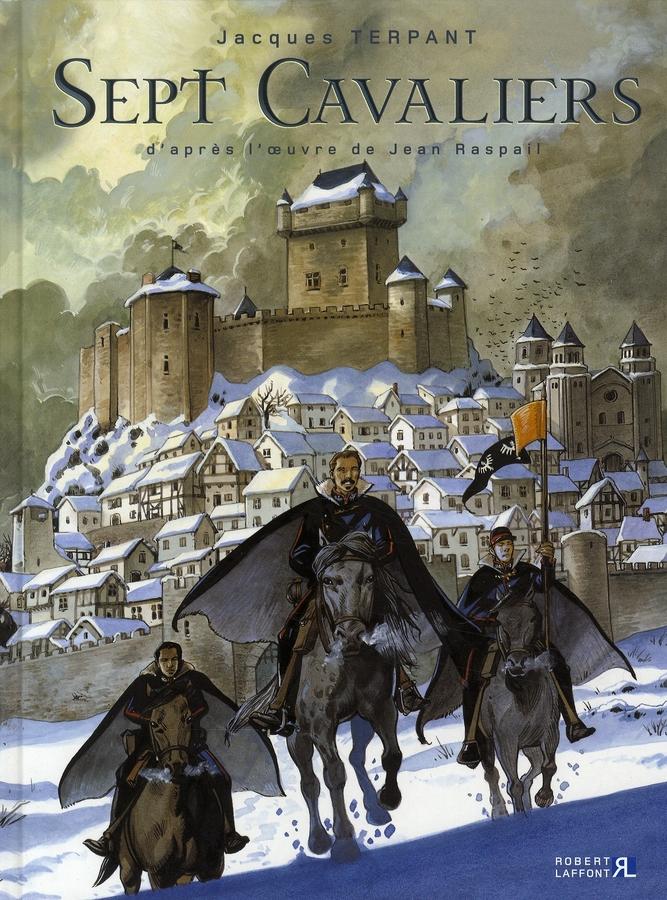 La saga des Pikkendorf - sept cavaliers T.1 ; le margrave héréditaire