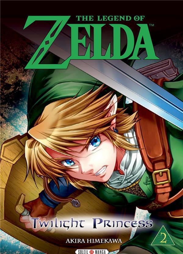 The legend of Zelda - twilight princess t.2