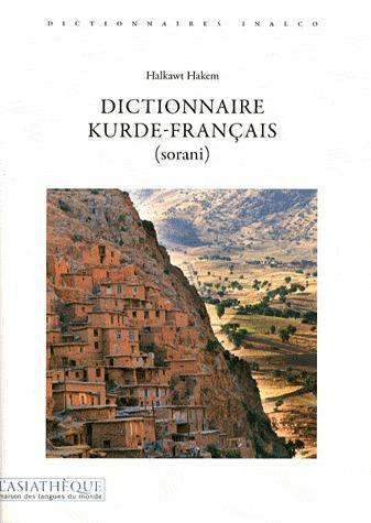 Dictionnaire kurde-français dialecte soranî (2e édition)