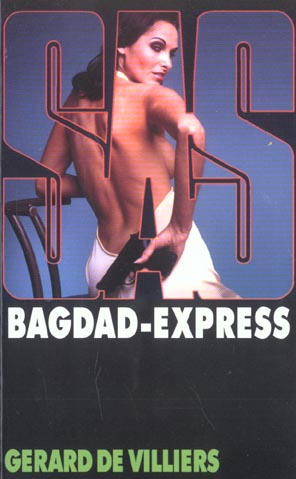 SAS T.150 ; Bagdad-express