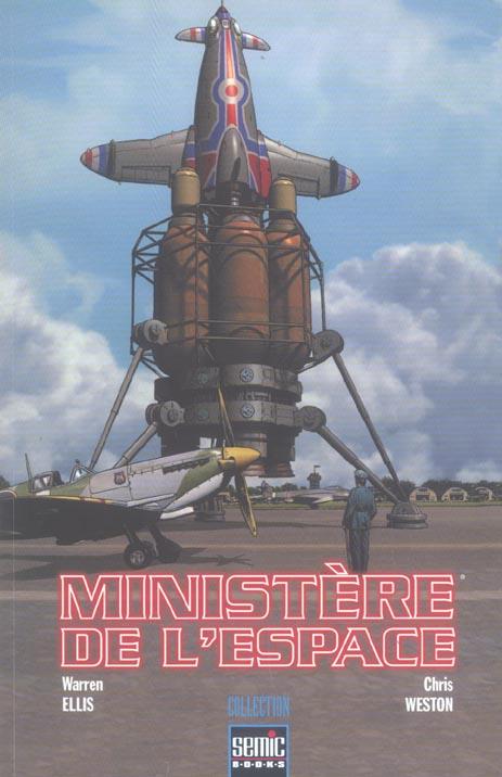 Ministere de l'espace n.1