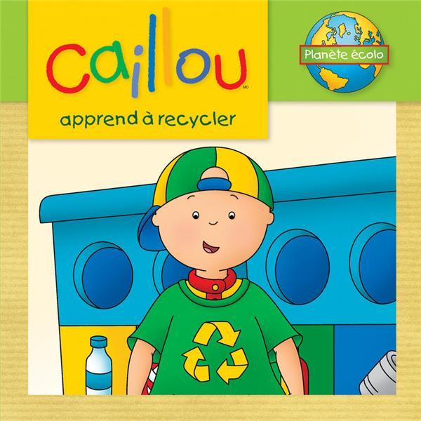 Caillou Apprend A Recycler
