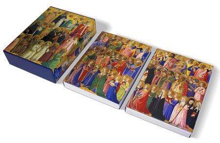La légende dorée de Jacques Voragine ; illustrée par les peintres de la renaissance italienne