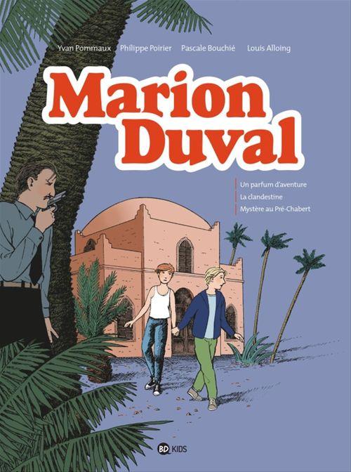 Marion Duval ; INTEGRALE VOL.7 ; T.19 A T.21