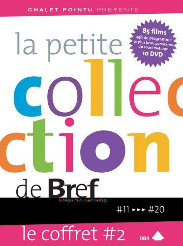La Petite collection de brefs - Le magazine du court-métrage Vol. 11 à 20