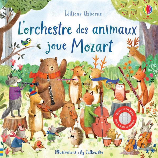 L'orchestre des animaux joue Mozart