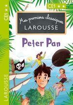 Vente Livre Numérique : Mes premiers classiques LAROUSSE Peter Pan  - Catherine Mory