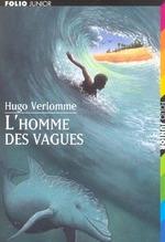 Couverture de L'homme des vagues