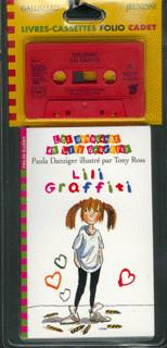 Les aventures de Lili Graffiti T.1 ; Lili Graffiti