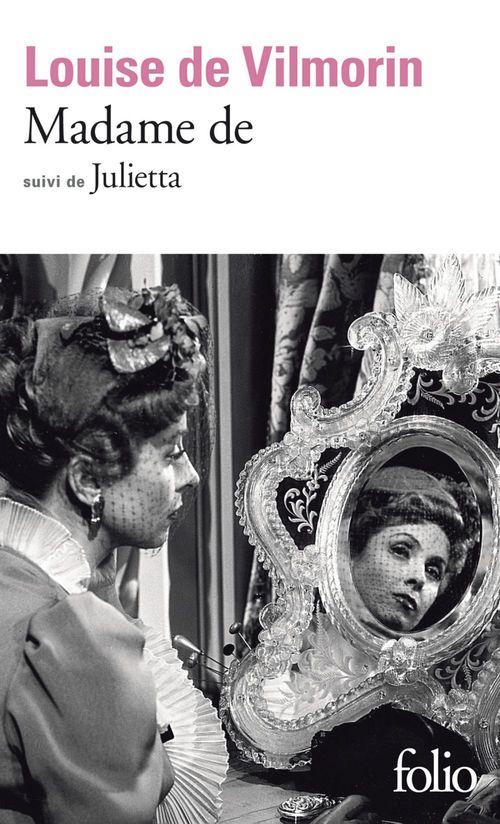 Madame de / julietta  - De Vilmorin Louise