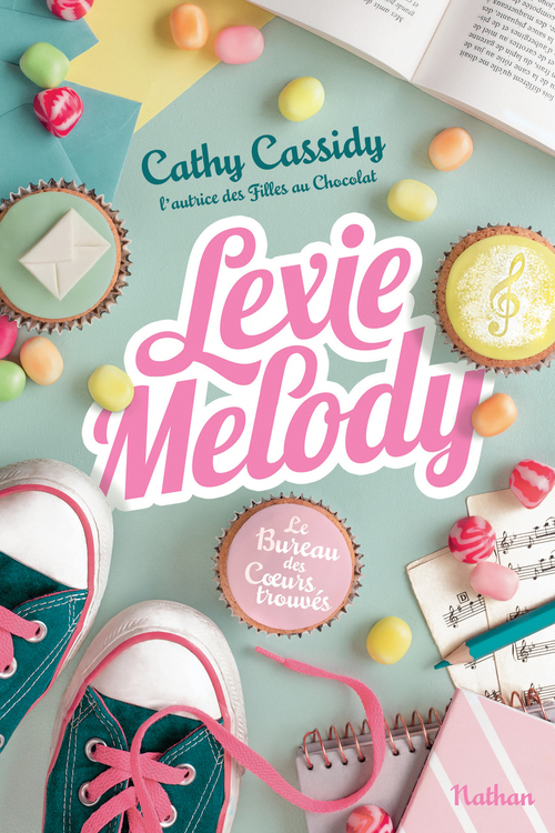 Le bureau des coeurs trouvés - Lexie Melody - Dès 10 ans