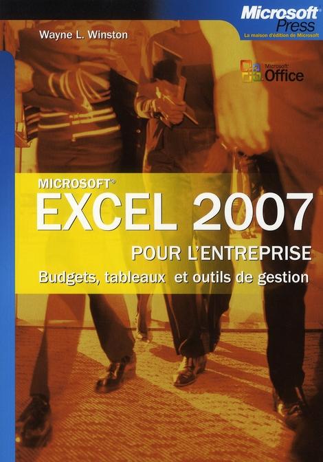 Excel 2007 pour l'entreprise
