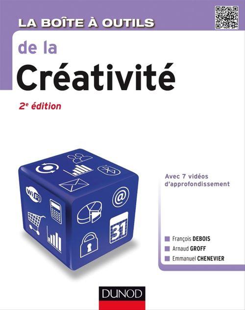 La boîte à outils de la créativité (2e édition)