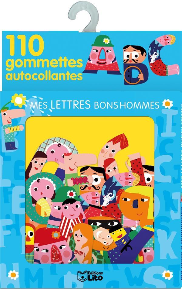 Mes Lettres Bonshommes