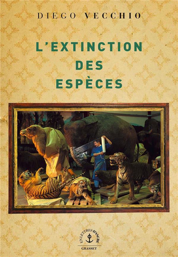 L'extinction des espèces