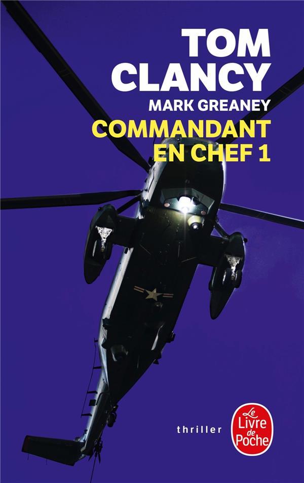 COMMANDANT EN CHEF T.1