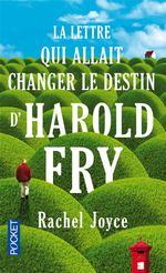Couverture de La lettre qui allait changer le destin d'harold fry