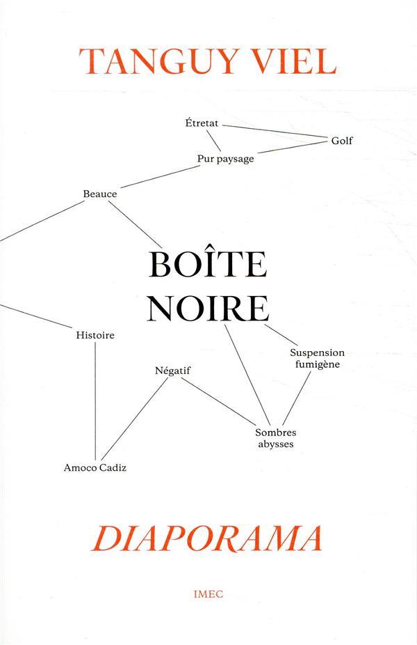 BOITE NOIRE VIEL, TANGUY