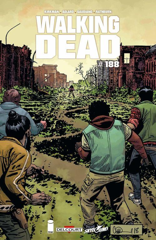 Walking Dead #188  - Robert Kirkman