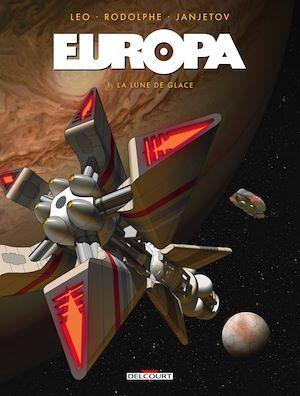 Europa T.1 ; la lune de glace