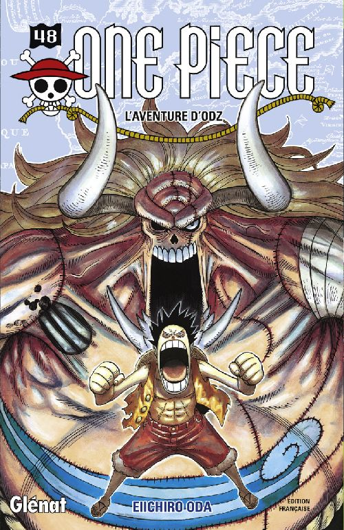 One Piece T.48 ; L'Aventure D'Odz