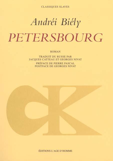 Petersbourg (3e édition)