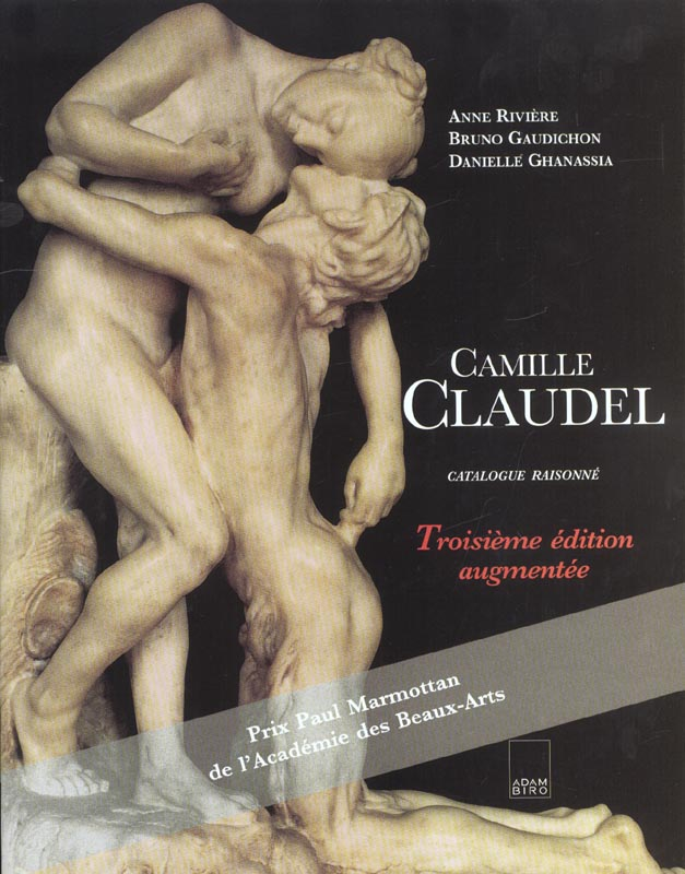 Camille claudel catalogue raisonne