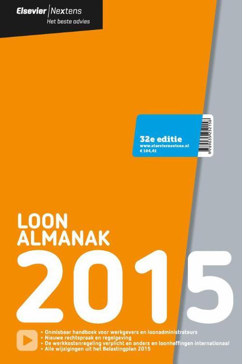Elsevier Loon almanak - 2015