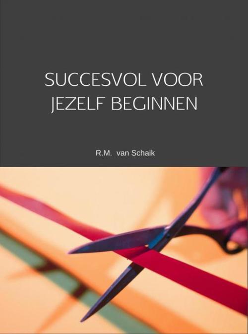 Succesvol voor jezelf beginnen