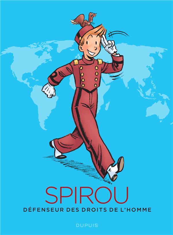Spirou, Defenseur Des Droits De L'Homme