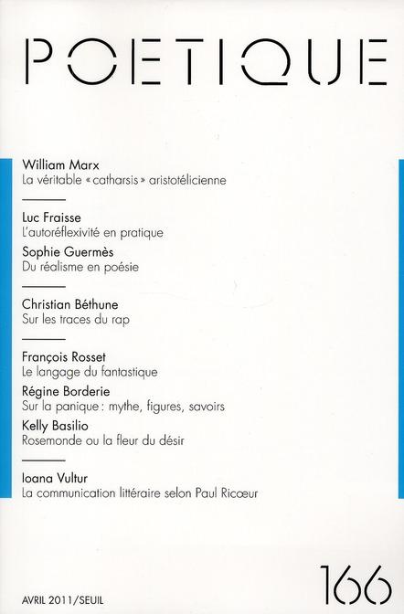 Revue poetique n.166