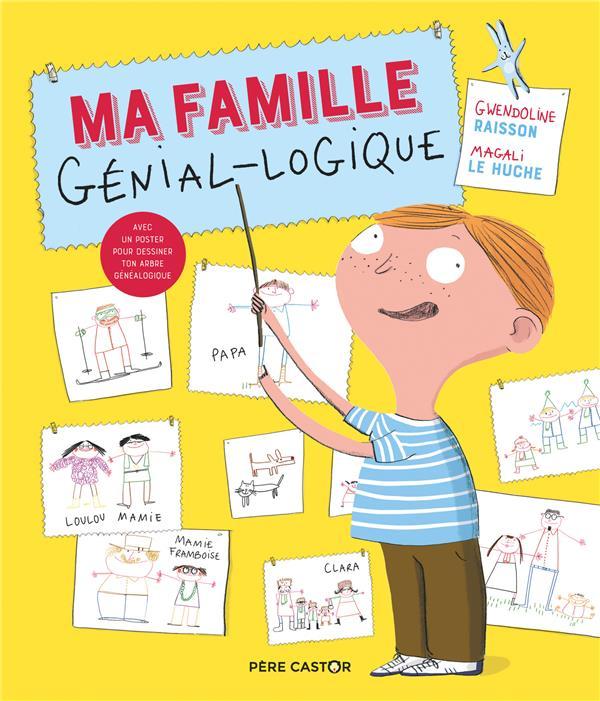 MA FAMILLE GENIAL-LOGIQUE