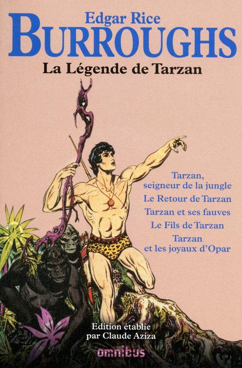 Tarzan ; la légende de Tarzan