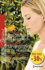 Vente Livre Numérique : Les orangers de Paradiso - La vengeance d'un Rossellini - Un troublant rival  - Jennifer Lewis - Karen Templeton - Yvonne Lindsay