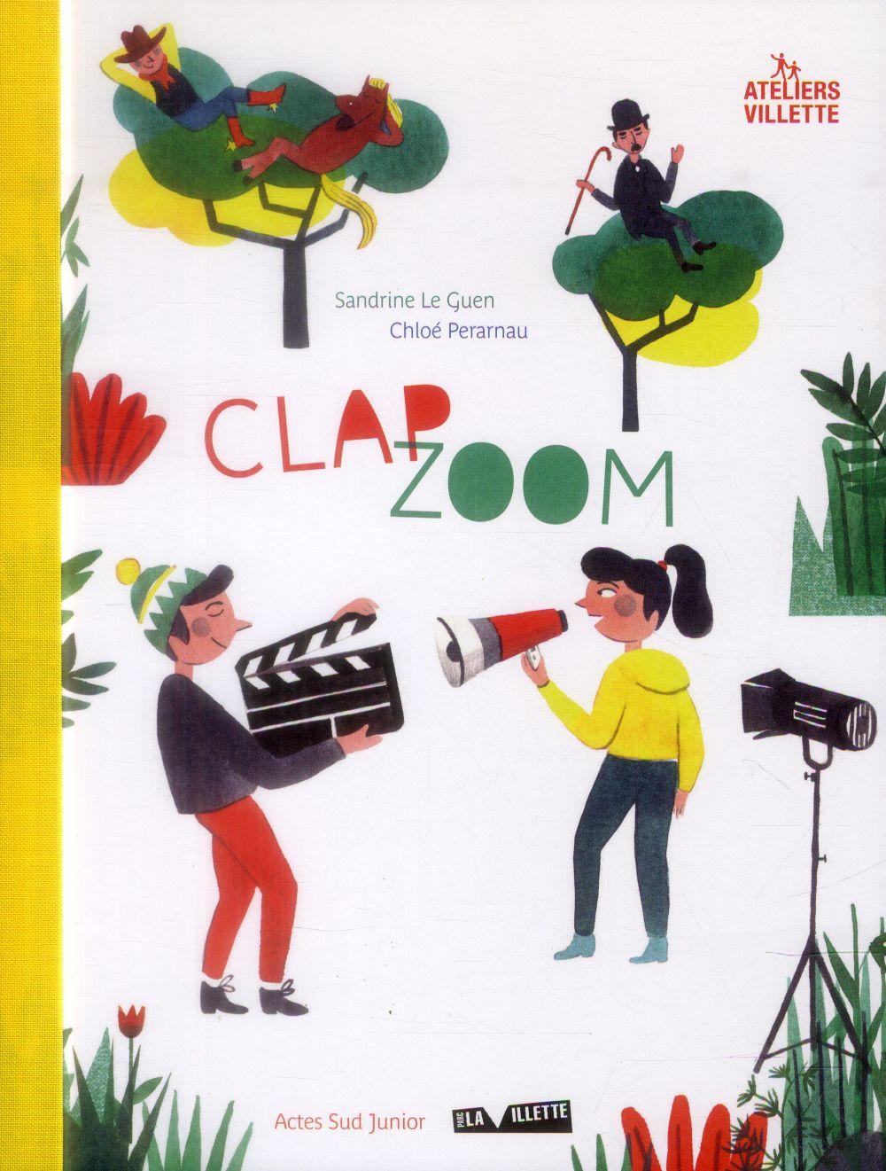 Clap/zoom