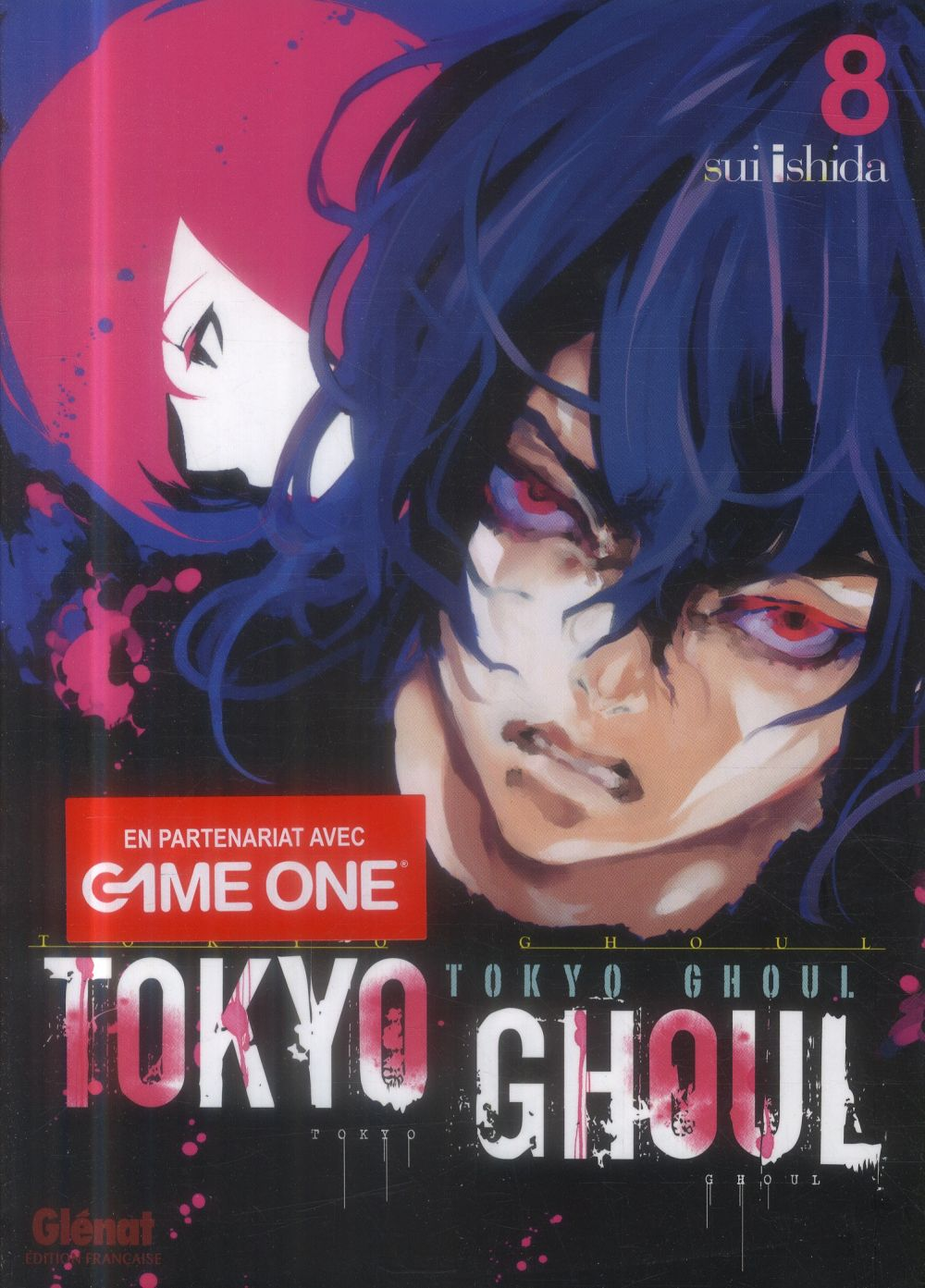Tokyo ghoul T.8