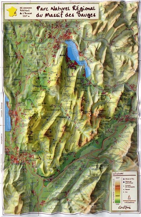 Parc national régional du massif des Bauges