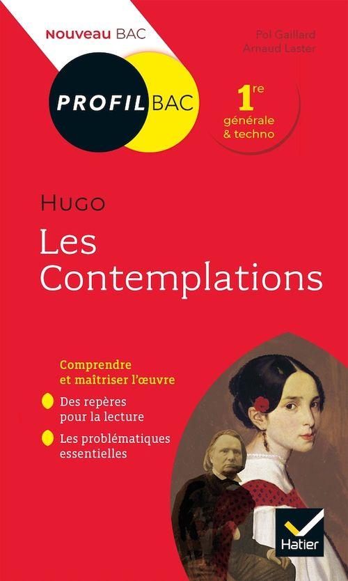 Profil - Hugo, Les Contemplations