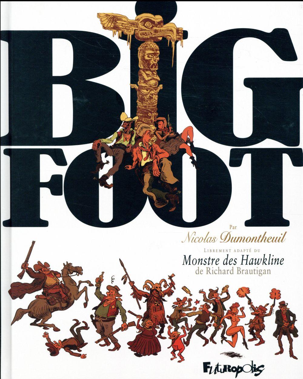BIG FOOT INTEGRALE