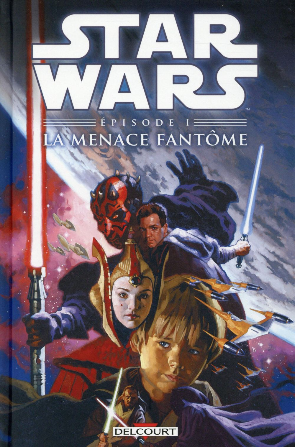 STAR WARS - EPISODE I  -  LA MENACE FANTOME