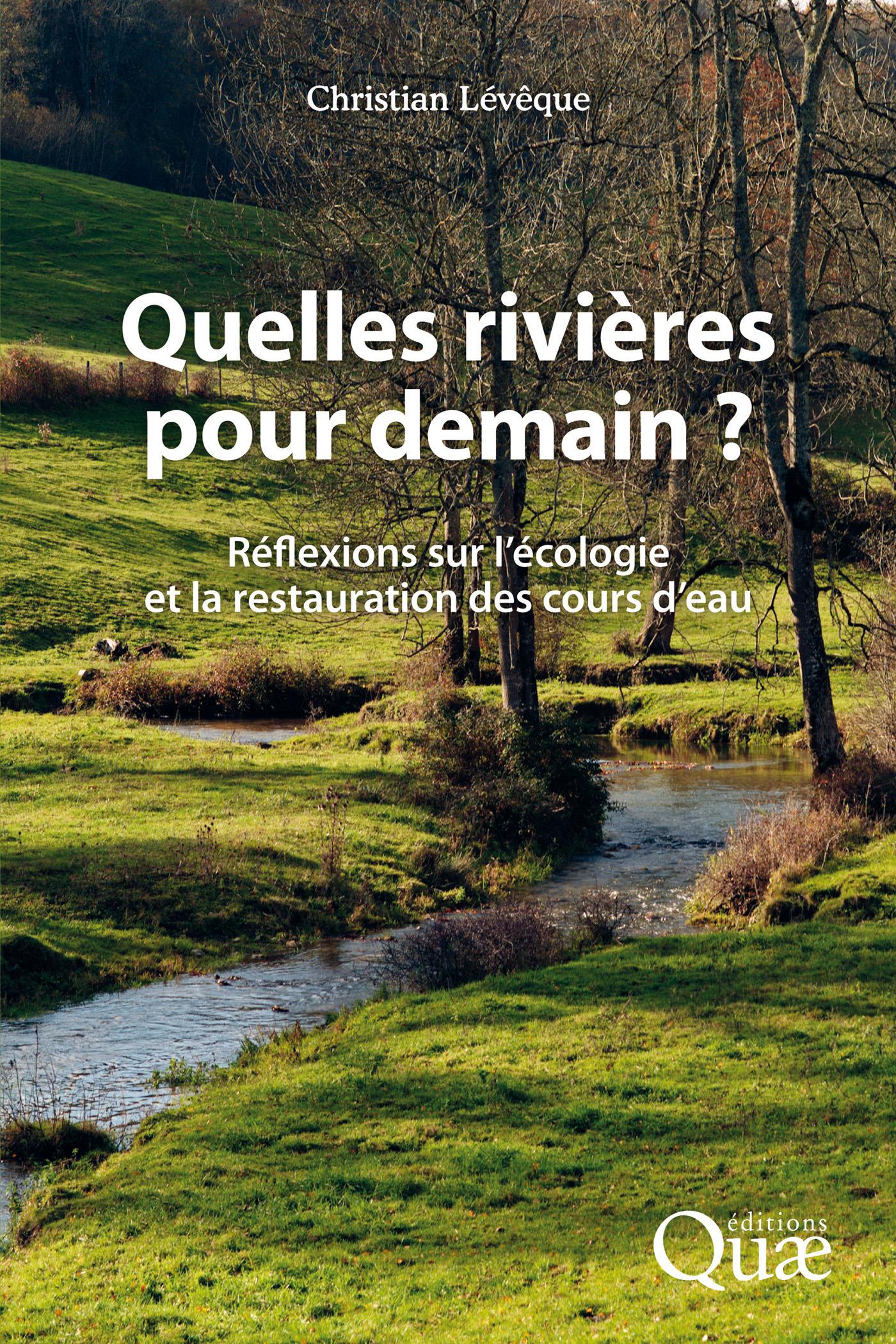 Quelles rivières pour demain ? ; réflexions sur l'écologie et la restauration des cours d'eau