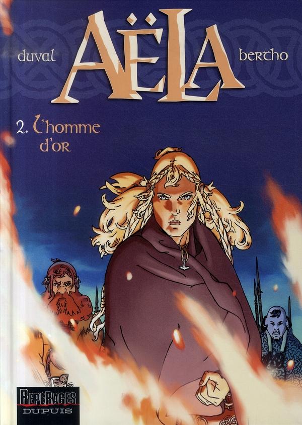 Aela t.2 ; l'homme d'or