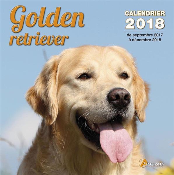 Golden retriever (édition 2018)