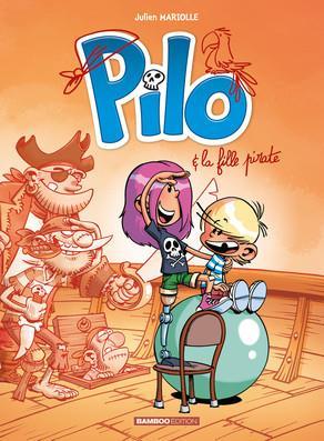 Pilo t.4 ; Pilo et la fille pirate
