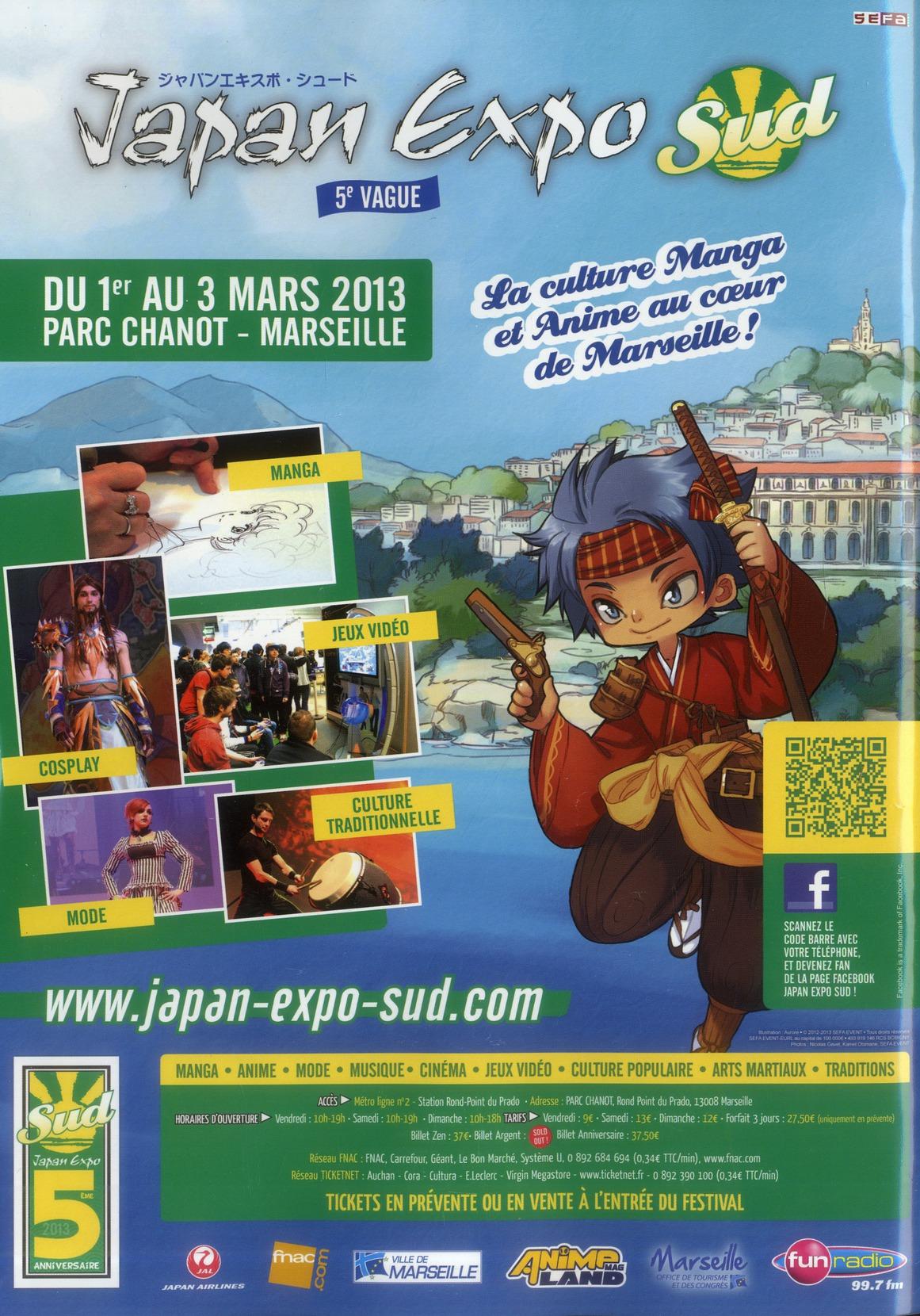 Animeland x-tra ; janvier/mars 2013