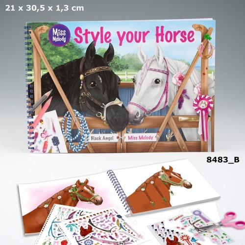 STYLE YOUR HORSE MISS MELODY